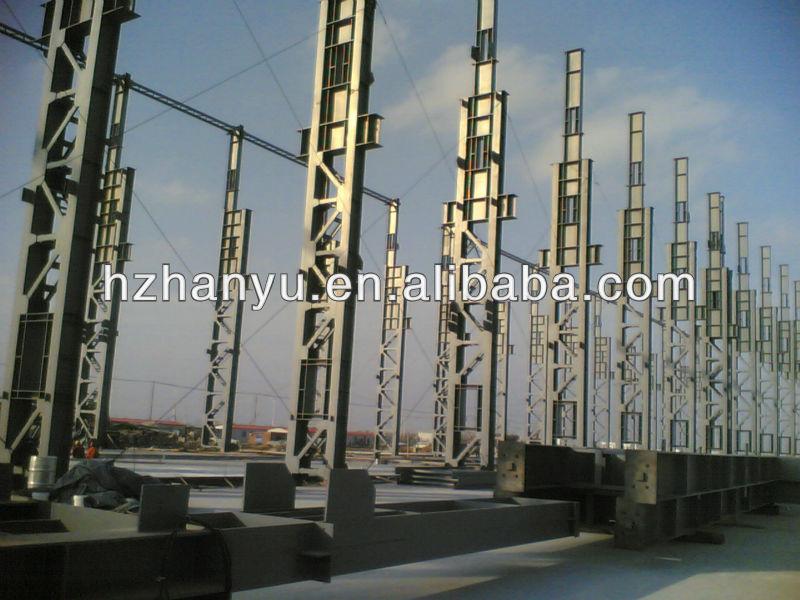 Prefabricated steel latticed column buy steel support for Prefab columns