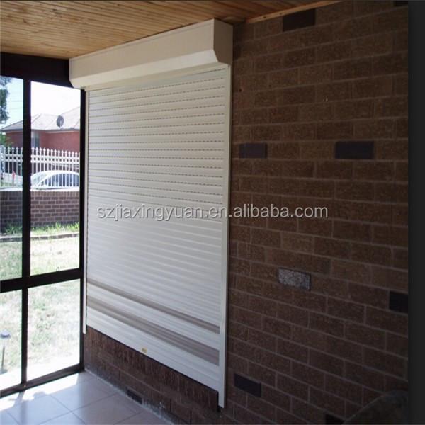Motorized Security Aluminium Interior Shutter Buy Security Aluminium Interior Shutter Security