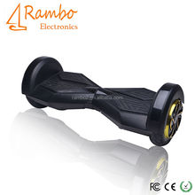 portable twin wheel electric motorcycle with LED lighting