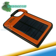 Multiple Solar Battery Charger for Mobile Phone