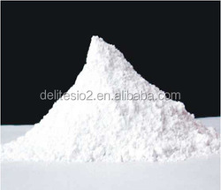 DElite White Non-polluting Edible Food Grade Diatomite Powder For Plastic Filler