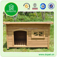 Flat Roof Dog Kennel Pet house for sale Size(18 years factory experiennce)