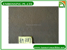 Any size embossing plate to buyer request