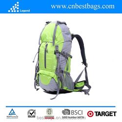 New design waterproof nylon hiking bag