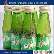 Wholesale Glass Jar for Soft Drink 70