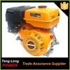 China gasoline engine manufacturor Tenglong brand 173f 8hp 250cc gasoline engine 1-cylinder 4-stroke air-cooled engine