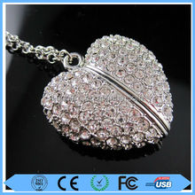 Custom design bride and broom jewelry usb flash memory with low price