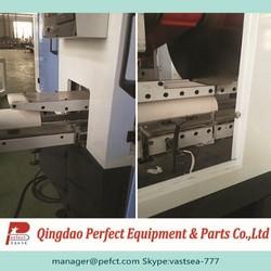 10-13cm diameter toilet paper cutting machine/ single channel tissue paper log saw