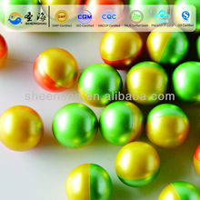 2000pcs/box Paintballs Gelatin&PEG Paintball for CS game