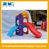 China Cheap Kids Indoor Playgrounds Toy Plastic Slides