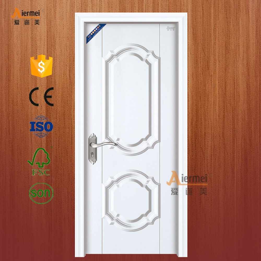 2015 alibaba new style interior pvc office door design for New door design 2015