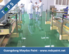 Maydos 100% Solid Anti Static Self Leveling Epoxy Floor Coating for Electronic Factory