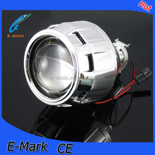 2015 2.5 inch super power universal car accessories hid bi-xenon projector lens for car