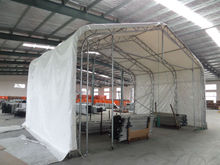 Galvanized Fabric Covered buildings/outdoor storage tents