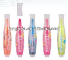 non-toxic permanent waterproof highlighter pen