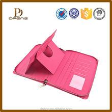 Wholesale oem leather case custom genuine leather tablet pc case for ipad air 2 , pu leather tablet case for ipad pro