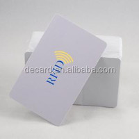 Low Cost Blank RFID Card For Access Control
