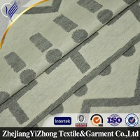 China direct factory free sample cotton polyester spandex ladies dress knitting fabric