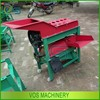 Popular home use mini thresher for shelling and threshing corn with low price