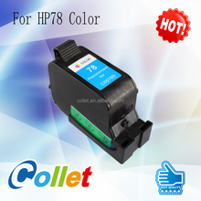 2015 Hot Remanufactured ink cartridge for HP 78 45