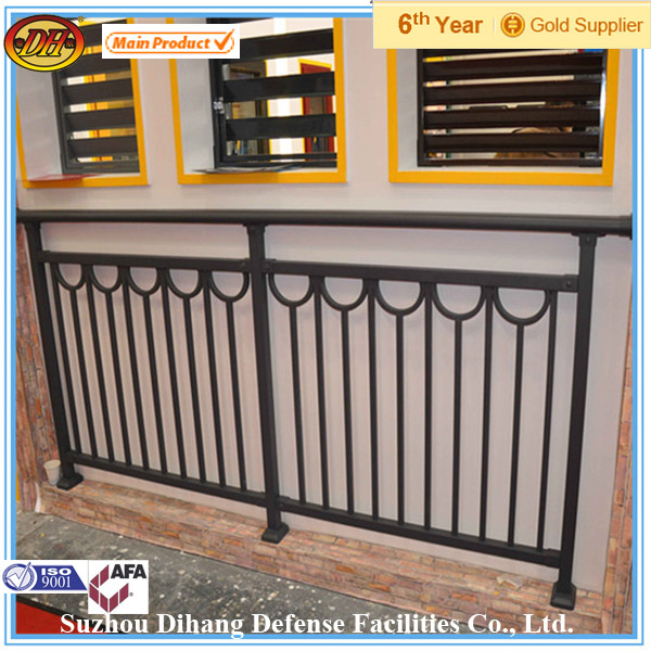 swimming pool fence/iron fence dog kennel ISO9001 Factory2