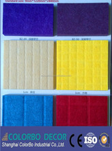 Polyester Fiber Board,natural ceiling & wall panels Panel