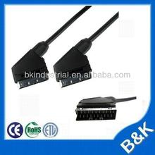 scart to scart cable 21pin to 21pin