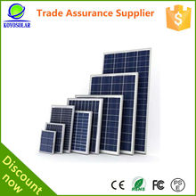 High quality portable solar panel with 100watt