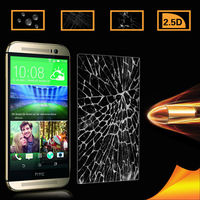 High definition anti-shock mobile phone anti scratch temper glass screen protector for HTC One X screen protector