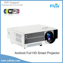 Best for Home& School Education 1280*800 full hd 1080p 2800 ANSI Lumens Projector 1080p