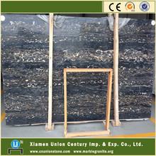 Composite Black Nero Portoro Marble Price
