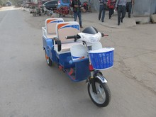 High Backrest Electric Tricycle for Passanger