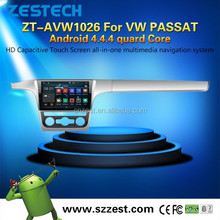 3W WiFi Phone OBDII auto steering wheel for VW with Android4.4.4 up to 5.1 1.6GHZz MCU 4 core support all APP