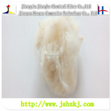 8D*72mm jiang ivory 58 recycle polyester fiber
