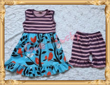 Bird Fabric Childrens Clothing Boutique Kids Clothing Wholesale