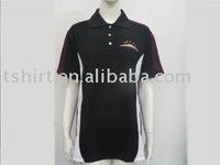 Women dri fit collar sport t shirt