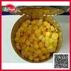 Private lable canned food list sweet corn