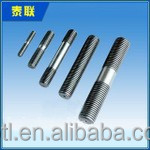 China factory supply high strength double head screw bolts