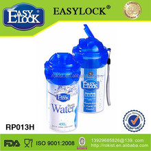 Sport water filter bottle 450ml