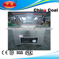 tabletop food vacuum packing machine for meat,chicken,fish,sandwinch,food commercial