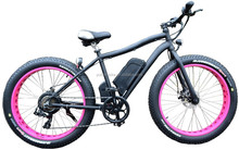 best price 48V500W electric bike fat tire/ electric mountain bike/snow e-bike with CE