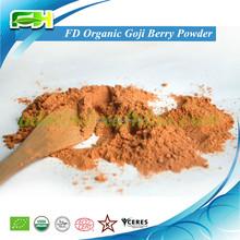2015 New Superfood Certified Freeze Dried Organic Goji Berry Powder