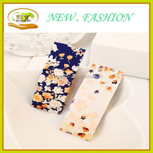 2015 New Kids headband Barrettes Bow Hair Clips BB Hairpin For Girls Children Hair Accessories