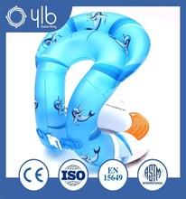 Unique u tube donut swim ring inflatable float for sale