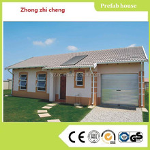 Ourdoor mobile house with PU sandwich panel