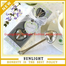 hot sell heart shape measuring spoon for wedding favor