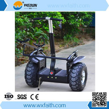 2015 Hot Sales Off-Road Golf Two Wheel Standing Electric Scooter & Personal Transporter