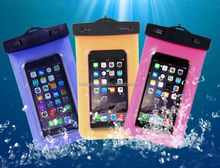 Waterproof universal mobile phone bag cover with touch screen for Apple Samsung CO-WPF-106