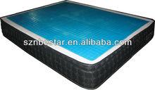 2015 cooling Gel memory foam mattress queen