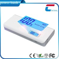 RoHS Portable Mobile Powerbank 10000mah Multi Power Bank charger